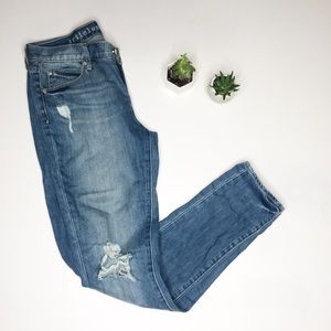Articles of Society 25 Distressed Skinny Jeans